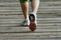joggen im Sommer