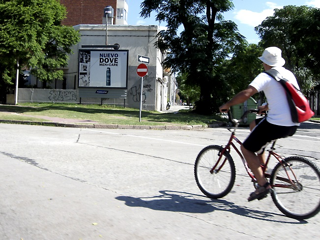 Fahrrad-fahren