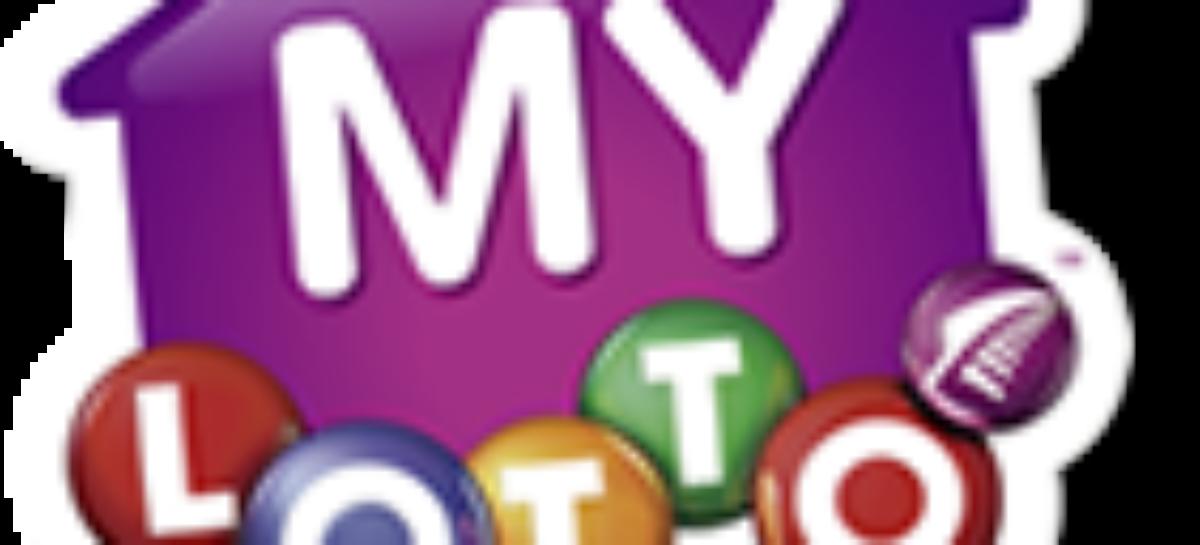 Lotteriewerbung mit Witz