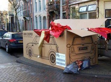 Kreativ Verpacken