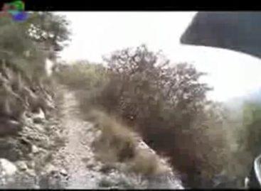 Entdeckt: Motorrad Ride durch Schluchten