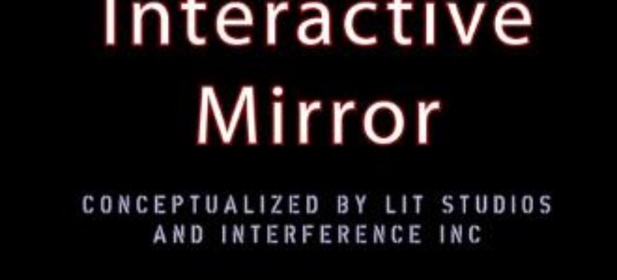 Interaktive Spiegel – Interactiv Mirrors