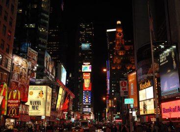 Drei Minuten – The Beat of New York
