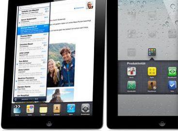 erste iPad Zeitung