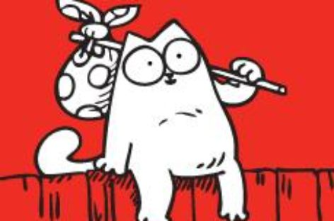Entdeckt: Simon's Katze