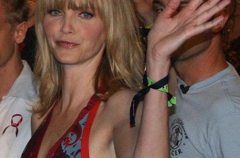 Anklage gegen Ex -Topmodel Nadja Auermann wegen Steuerbetrug