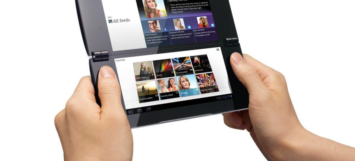 Sony kündigt iPad-Konkurrenz an
