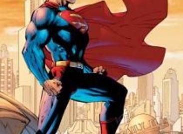 Der Comicheld Superman