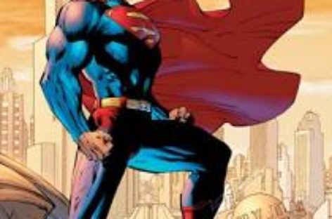 Der Comicheld Superman