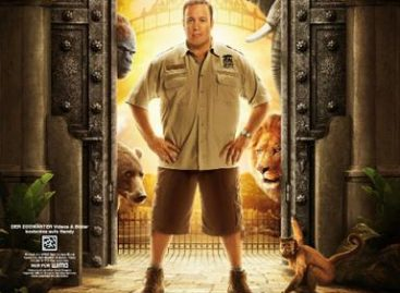 "Kevin James in ""Der Zoowärter"" – Kinostart"