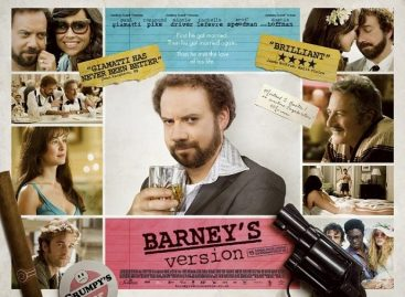 Kino Preview: Barney's Version