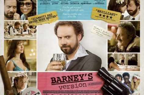 Kino Preview: Barney's Version