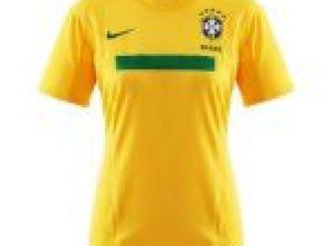Frauen WM 2011 – Brasilien vs USA – Peinliche Showeinlage von Erika