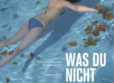 Was du nicht siehst mit dem Filmdebütant Wolfgang Fischer