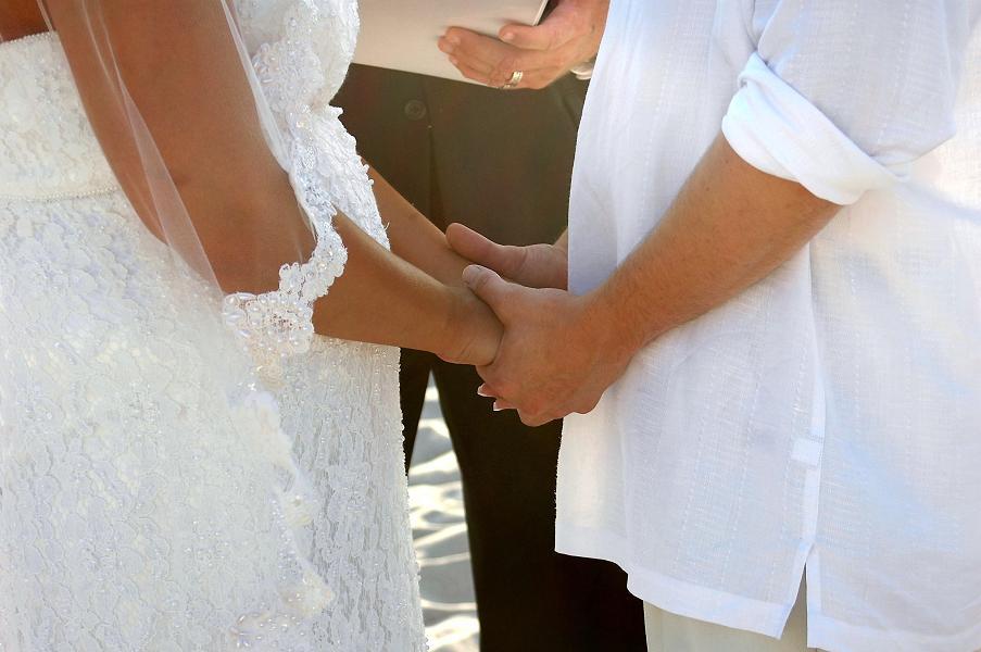 Hochzeit von Zora Holt