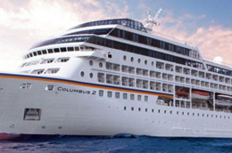 Ein neues Traumschiff ist bereit für die Welt – die MS Columbus 2