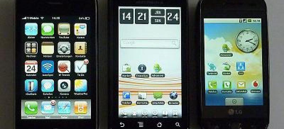 Smartphones: die neue Generation