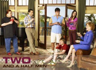 """Kehrt er zurück?  – Staffel 11 von """"Two and a half Men"""" mit Charlie Sheen"""
